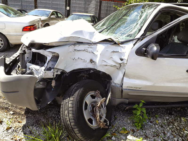 If you are involved in a car wreck in Southern Illinois